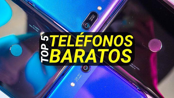 miniatura telefonos baratos 2019