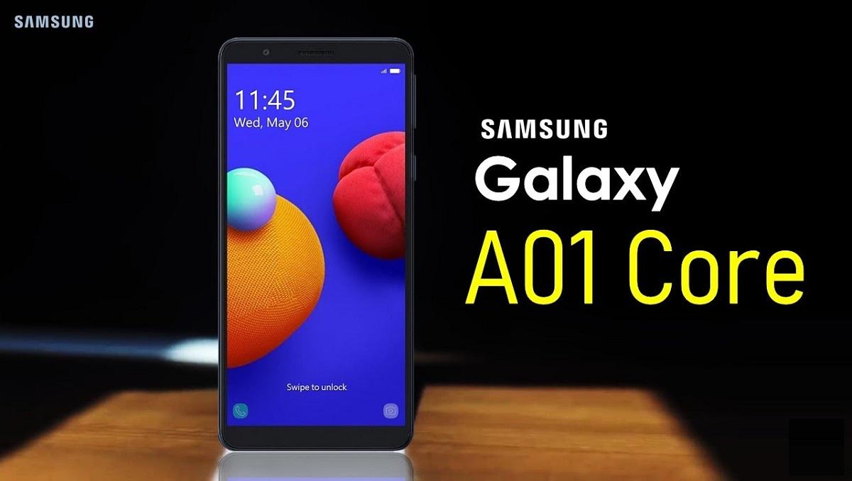 Galaxy A01 Core - Ahora el móvil más barato de Samsung - Carlos Vassan